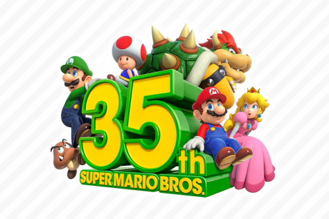 Nintendo commemorates the 35th anniversary of their flagship series, Super Mario.
