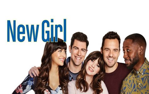 Promotional image featuring cast of The New Girl who are proof that the sit-com is not dead yet.