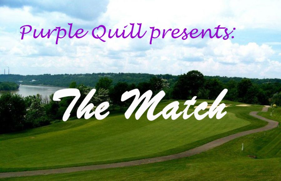 Purple Quill Presents: The Match