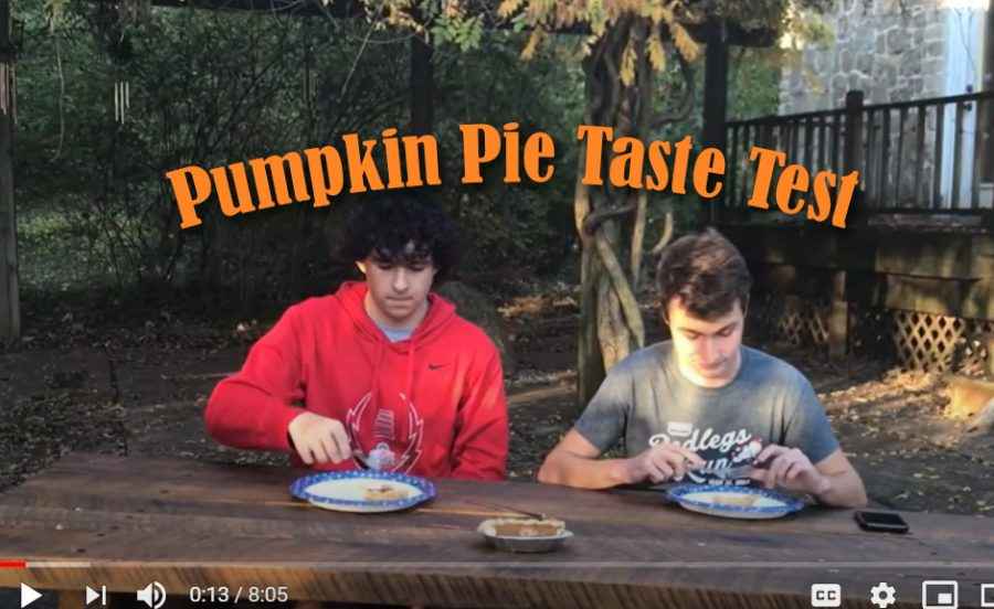 Shawn+Wyatt+%2722+and+Josh+Huff+%2722+sample+four+types+of+everyone%27s+favorite+holiday+dessert+-+Pumpkin+Pie%21%21%21