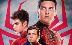 Tobey Maguire, Andrew Garfield, and Tom Holland in edit for Spider-Man 3 via Target Pip