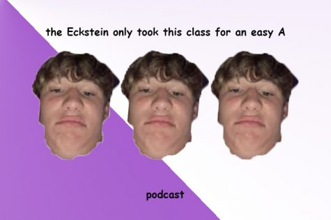 Brandon Eckstein tries to salvage his grade with this poor excuse for a podcast.