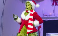 Matthew Morrison's excellent performance as the Grinch isn't enough to save this musical.