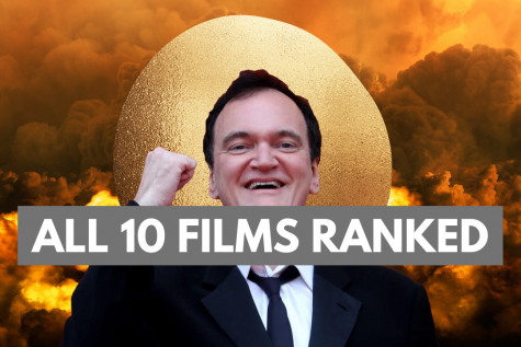 Ranking the Tarantino 10