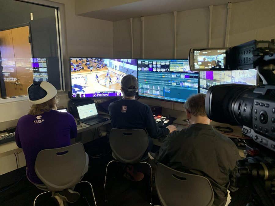 2020-21 Elder Basketball broadcast season recap