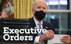 President Joe Biden has made aggressive use of executive orders since being sworn in on Jan. 20, acting on issues as he calls on lawmakers to work with him on giving more aid to Americans hurt by the coronavirus pandemic.
