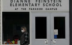 Dianne Feinstein Elementary school (which underwent a name change)