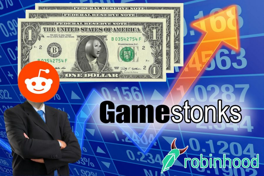 Redditors from around the world joined forces to launch GameStop's stock price into the stratosphere.