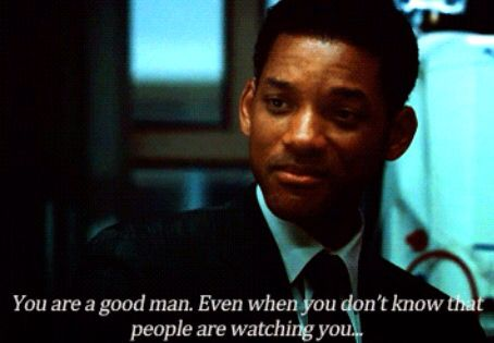 Seven Pounds shows how ones mistake can change the lives of others