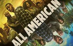 Daniel Ezra stars in All American about a star high school football player who relocates in LA to improve his chance at the big time.