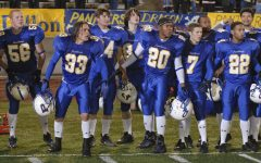 Friday Night Lights captures the feel and excitement of high school football.
