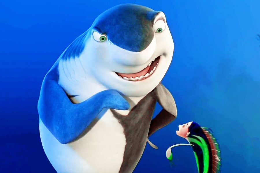 Lenny, voiced by Jack Black, doesnt want to be a killer like the other sharks.