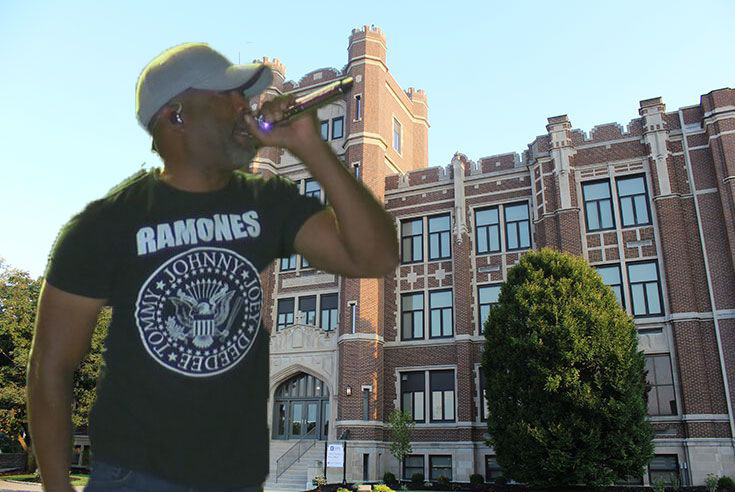 Rucker exceeds expectations in The Pits first held concert