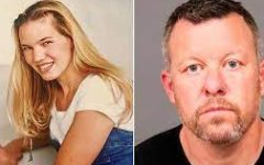Kristen as she was 25 years ago and here alleged kidnapper, Paul.