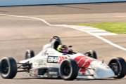 Jackson will be racing this car next year; it is named the Formula 1600